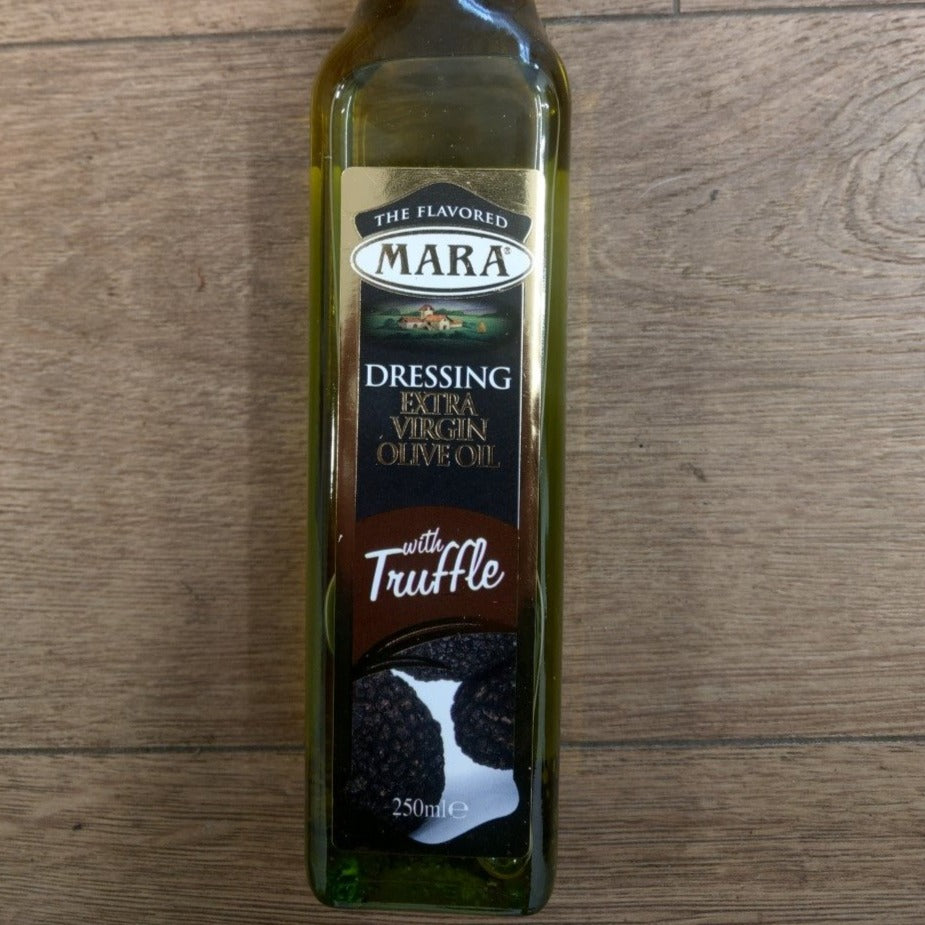Extra Virgin Olive Oil Infused with Truffles 250ml