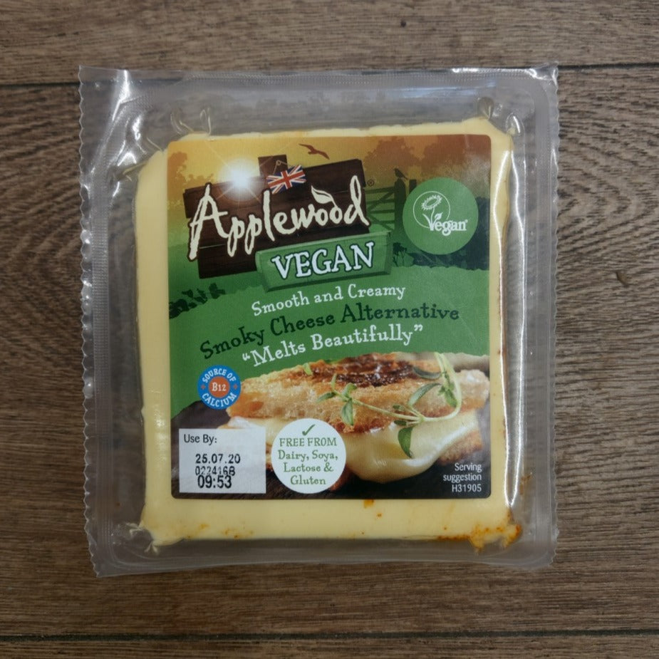 200g Vegan Applewood Block