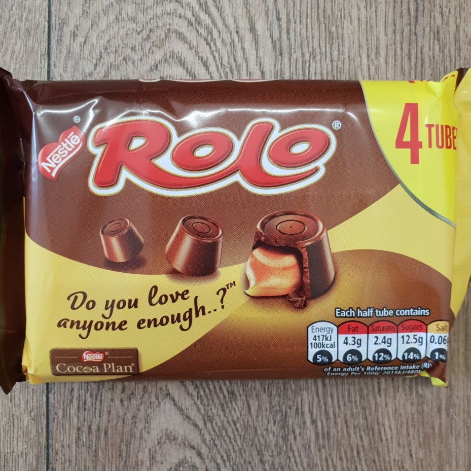 Nestle Rolo 4 Pack