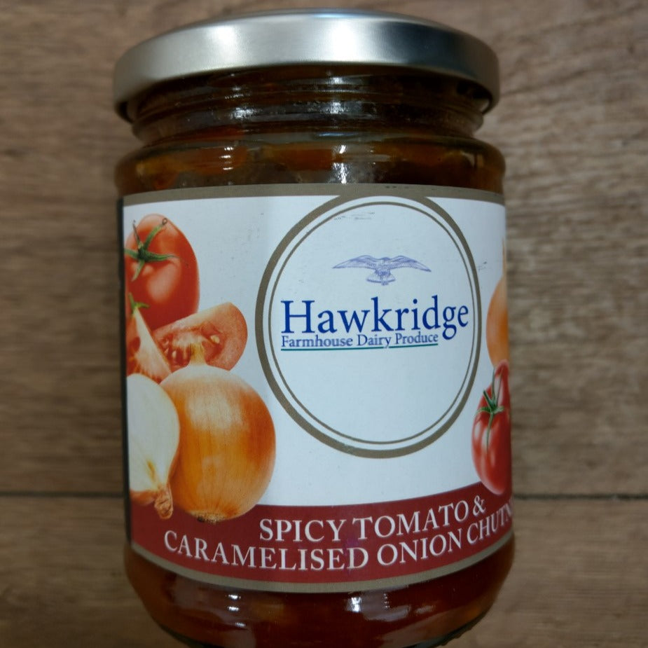Spicy Tomato & Caramelised Onion Chutney 320g