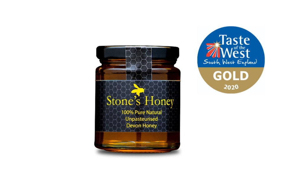 Stones Clear Honey