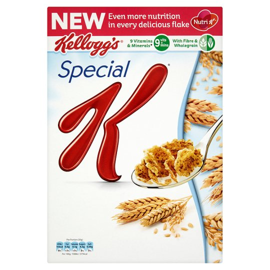 Kelloggs Special K Cereal (370g)