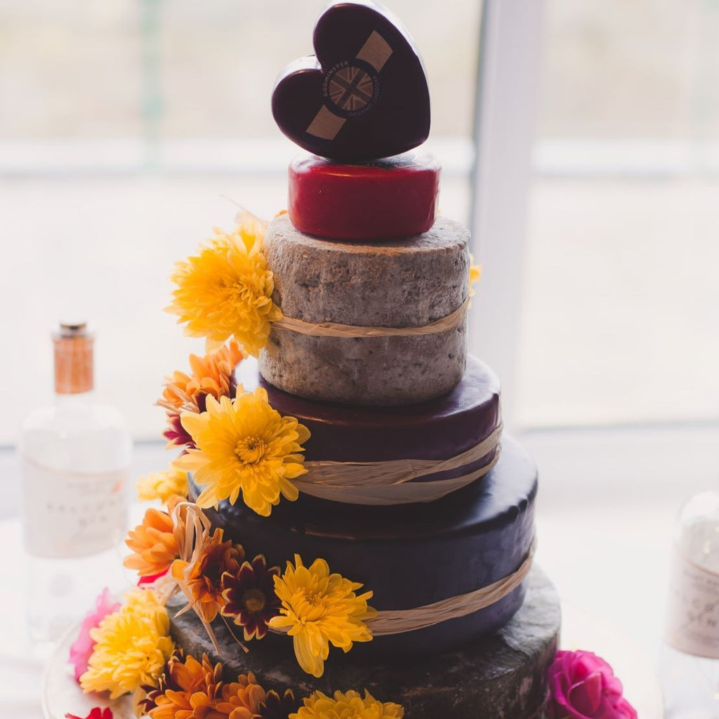 S & J Wedding Cheese Cake