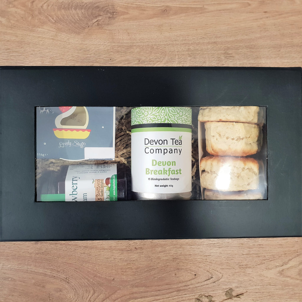 Deluxe Cream Tea Box
