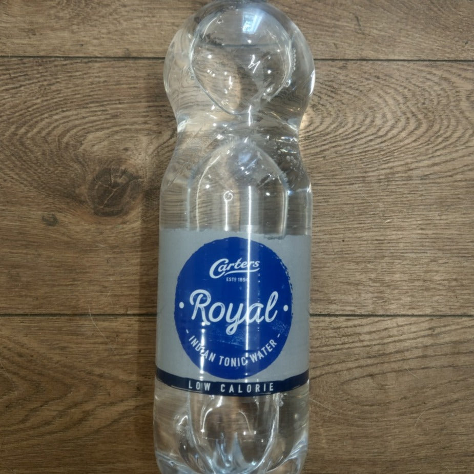 1ltr Carter Low Calorie Tonic