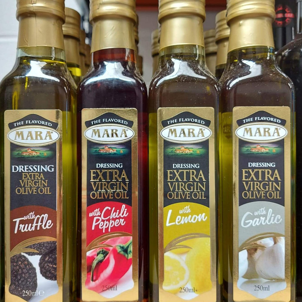 Infused 250ml Extra Virgin Olive Oil