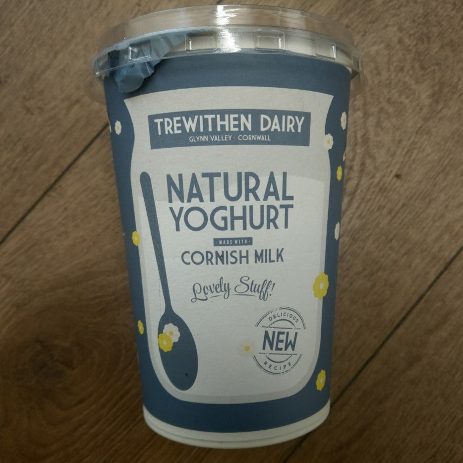 Trewithen Natural Yogurt 450g