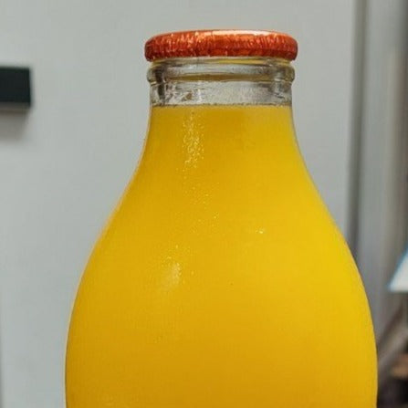 Glass Bottled Juice