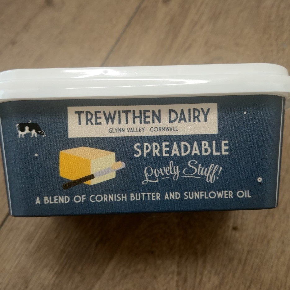 250g Trewithen Spreadable Butter