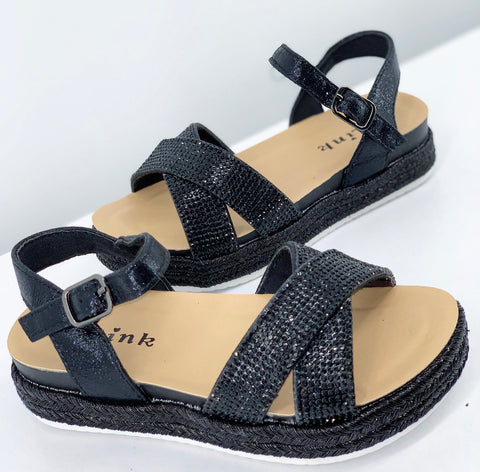 The Hailey Sandal(Big Kids)
