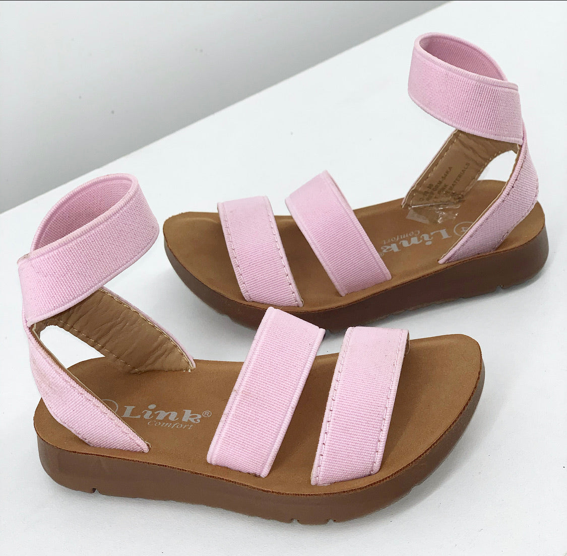 The Abby Sandal (Toddler)