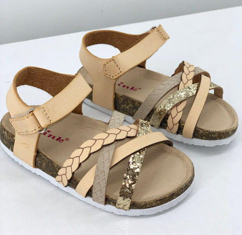 The Khloe Sandal (Toddler)