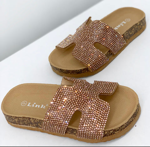The Zoey Sandal(Big Kids)