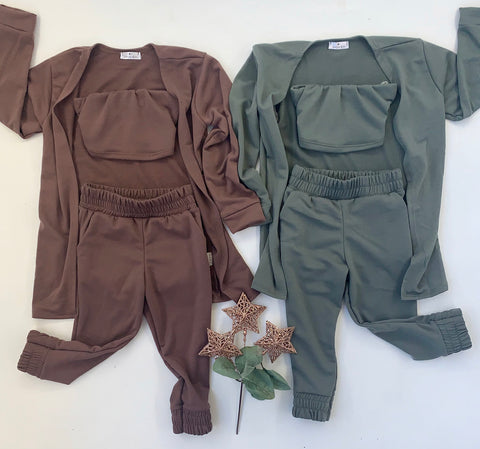Tyra Set(3 piece)**2t/7-8/9-10 ONLY