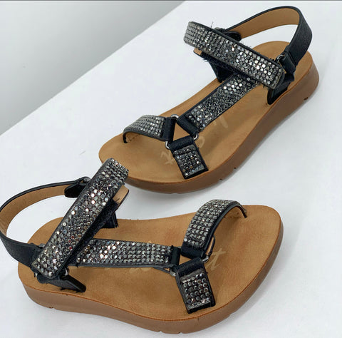 The Cali Sandal (Toddler)