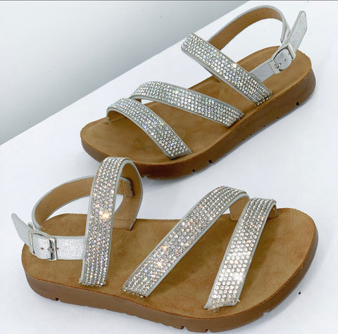 The Ellie Sandal(Big Kids)