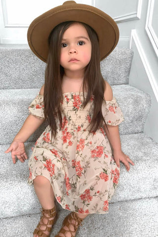 Scarlett Dress**ONLY 6/7T AVAILABLE