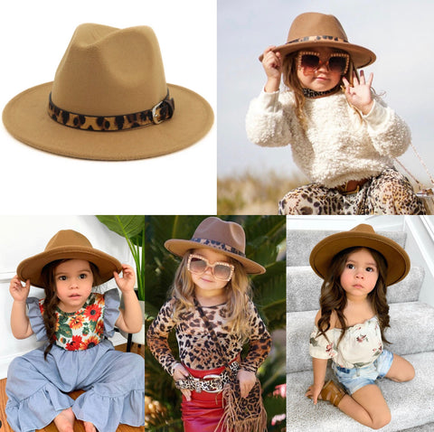 Fedora Girl Hat