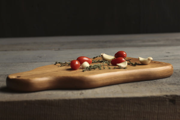 11. Cherry Wood Cutting Board