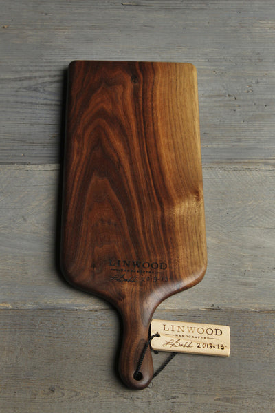 13. Black Walnut Cutting Board