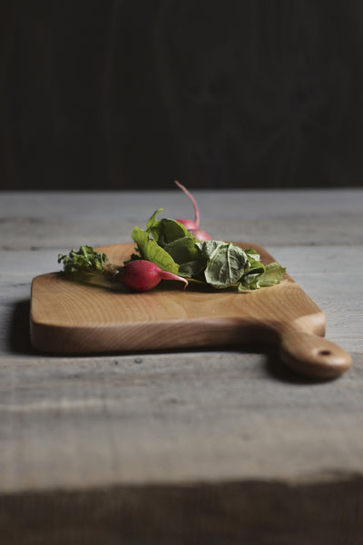 14B. Cherry Wood Cutting Board