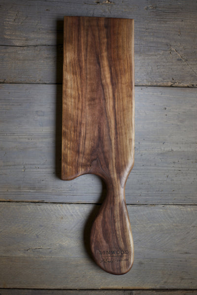 155. Large Black Walnut Wood Handcrafted Cutting Board