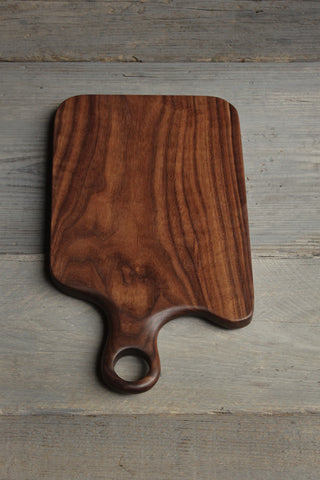 17. Black Walnut Cutting Board