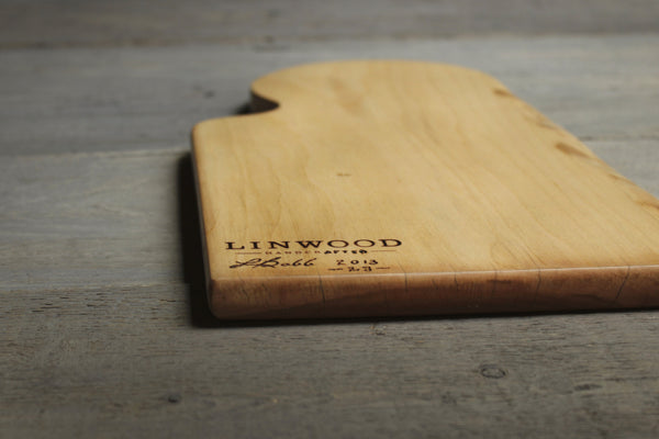 23. Alder Wood Cutting Board