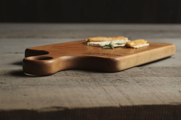 28. Cherry Wood Cutting Board