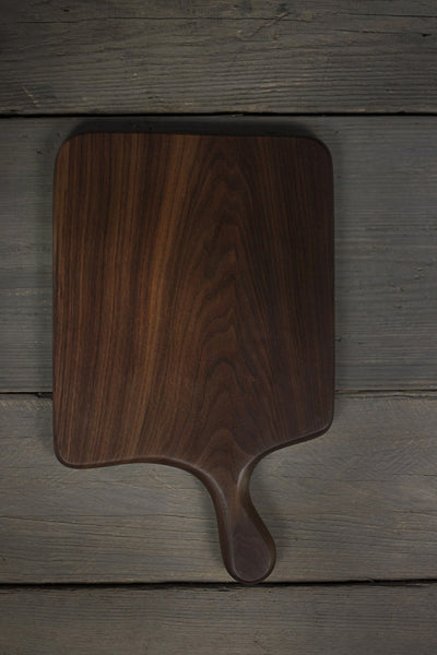 331. Extra Large Black Walnut Wood Handcrafted Cutting Board