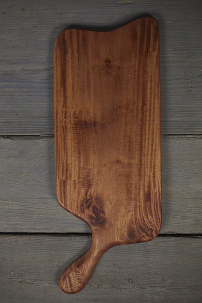 333. Large Cherry Wood Handcrafted Cutting Board