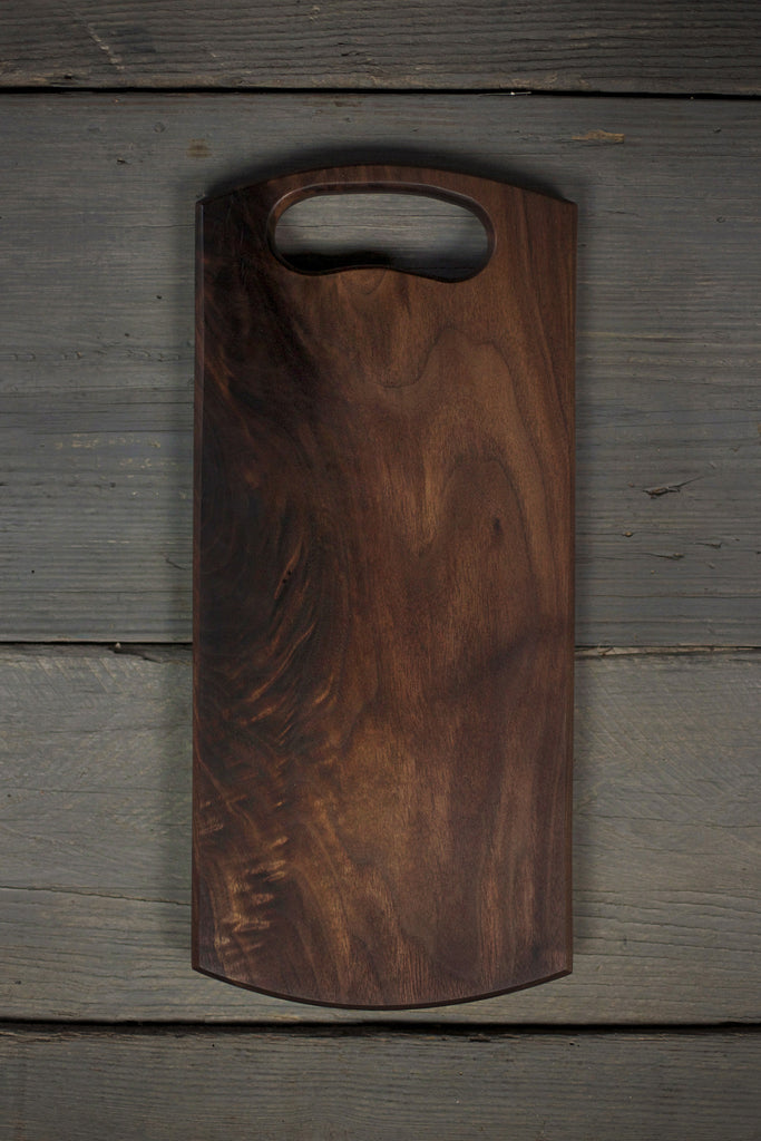 339 Black Walnut Cutting Board Linwood