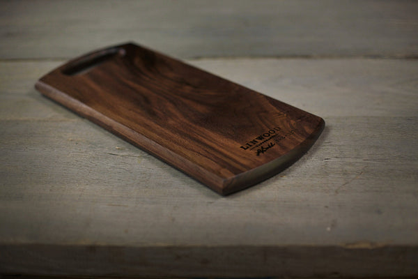 339. Handmade black walnut wood cutting board. Handcrafted cutting boards for the kitchen.
