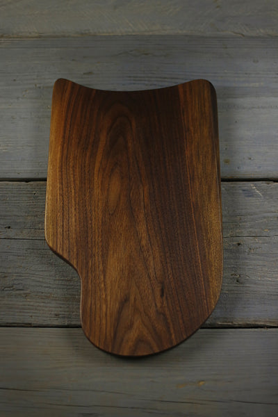 351. Handcrafted black walnut wood cutting board