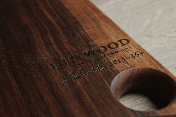 35. Black Walnut Cutting Board