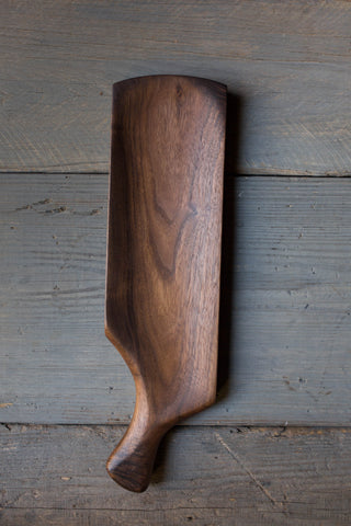 376. Handmade Black Walnut Serving and Cutting Board by Linwood