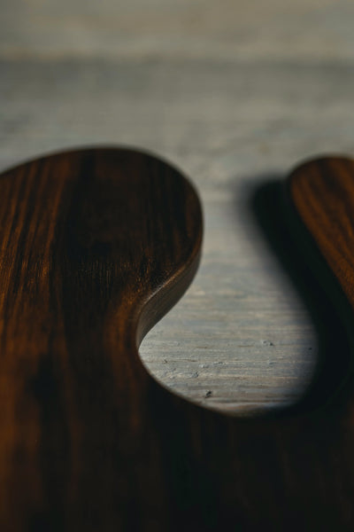 3 Black Walnut Wood Handmade Cutting Board for Serving