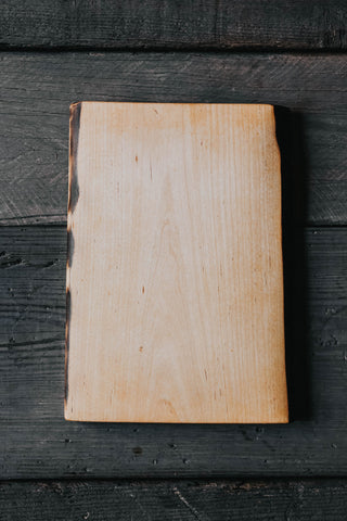 43. Handmade Maple Wood Cutting Board