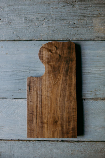 449. Black Walnut Cutting Board