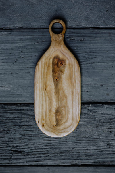 457. Handmade maple wood serving board and cracker tray by Lin Babb of Linwoodco.com