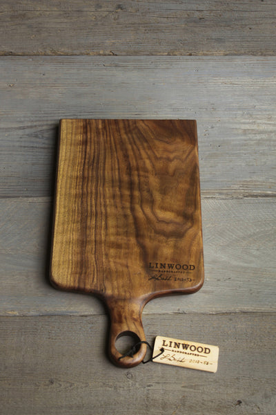 53. Black Walnut Cutting Board