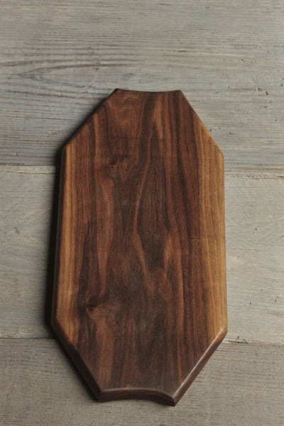 58. Black Walnut Cutting Board