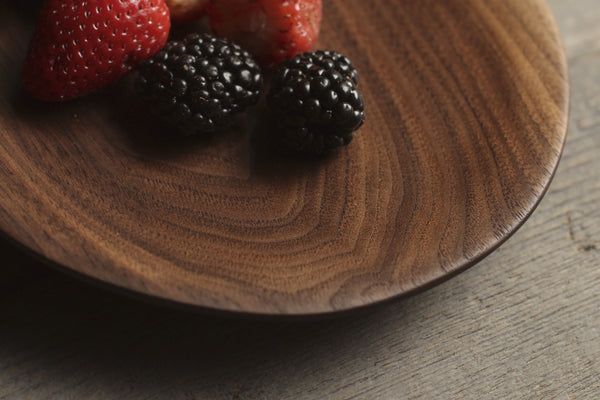 61. Black Walnut Serving Tray