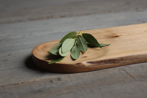 6. Alder Wood Cutting Board