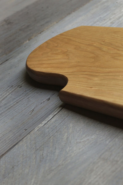 72. Cherry Wood Cutting Board