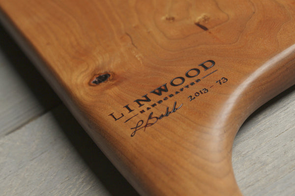 73. Cherry Wood Cutting Board