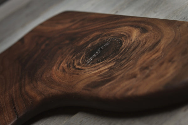 77. Black Walnut Cutting Board