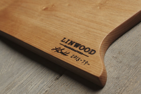 79A. Alder Wood Cutting Board