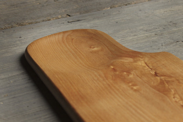 79B. Alder Wood Cutting Board