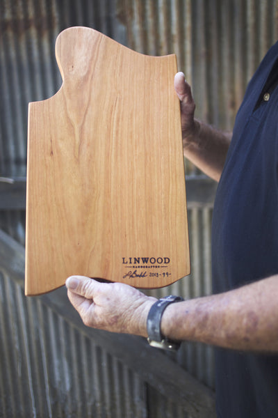 99. Cherry Wood Cutting Board